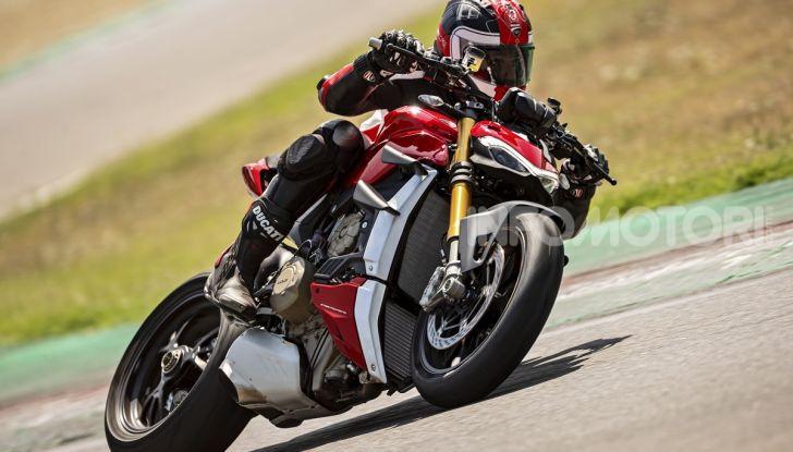 Ducati Streetfighter V4 e V4S: le super-naked da 208 cavalli in stile Panigale - Foto 23 di 40
