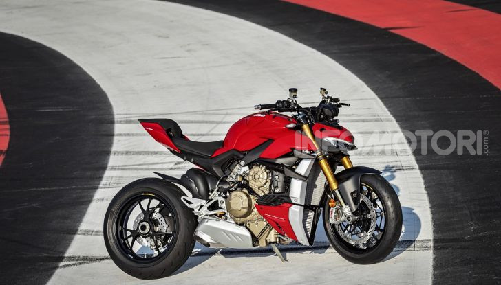 Ducati Streetfighter V4 e V4S: le super-naked da 208 cavalli in stile Panigale - Foto 25 di 40