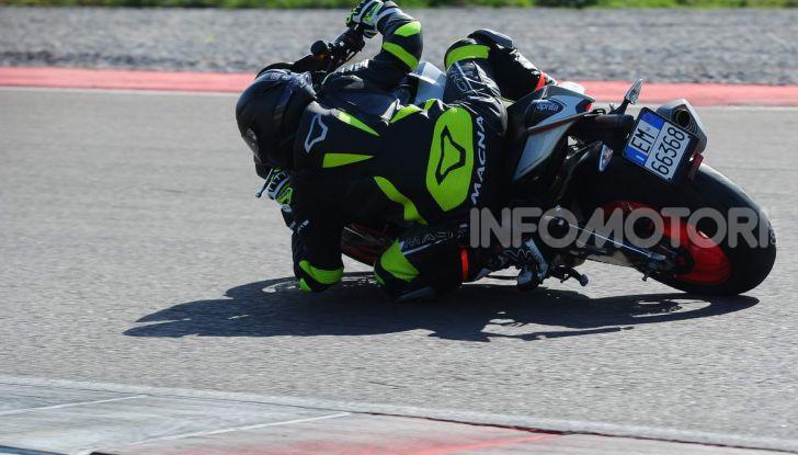 Prova in pista Michelin Power Cup Evo: facile e versatile, non solo per la pista - Foto 26 di 44