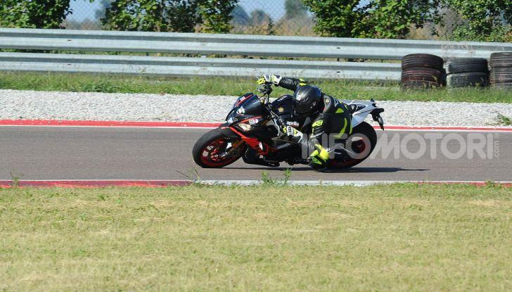 Prova in pista Michelin Power Cup Evo: facile e versatile, non solo per la pista - Foto 27 di 44
