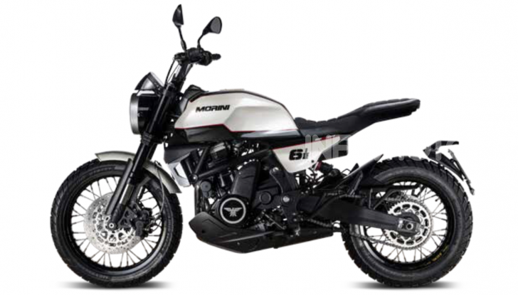 Moto Morini Seiemmezzo, Super Scrambler e X-Cape a EICMA 2019 - Foto 10 di 14
