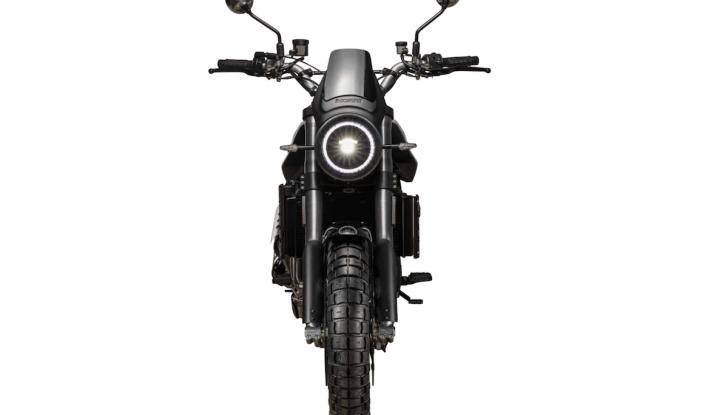 Moto Morini Seiemmezzo, Super Scrambler e X-Cape a EICMA 2019 - Foto 4 di 14