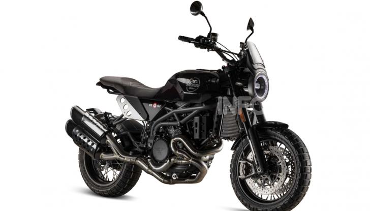 Moto Morini Seiemmezzo, Super Scrambler e X-Cape a EICMA 2019 - Foto 8 di 14
