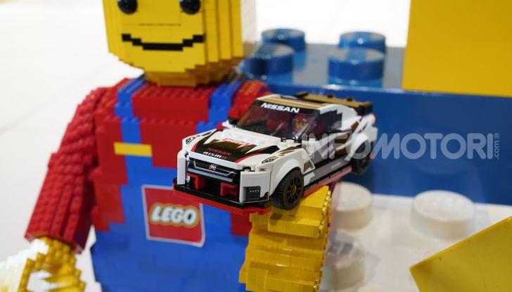 LEGO Speed Champions Nissan GT-R NISMO arriva nel 2020 - Foto 5 di 12