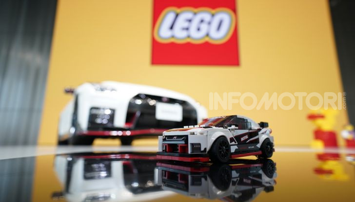 LEGO Speed Champions Nissan GT-R NISMO arriva nel 2020 - Foto 3 di 12