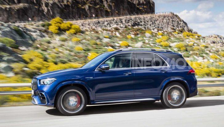 Nuova Mercedes-Benz GLE, il SUV di lusso si rinnova - Foto 9 di 14