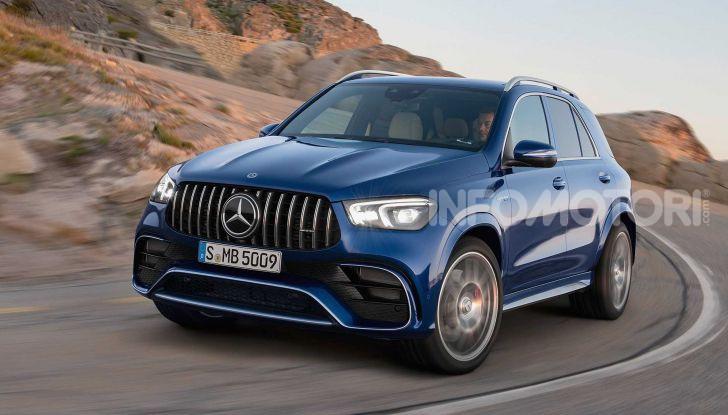 Nuova Mercedes-Benz GLE, il SUV di lusso si rinnova - Foto 7 di 14