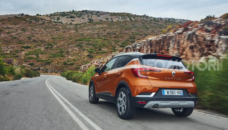 [VIDEO] Prova Renault Captur 2020: la piccola SUV è cresciuta - Foto 24 di 49