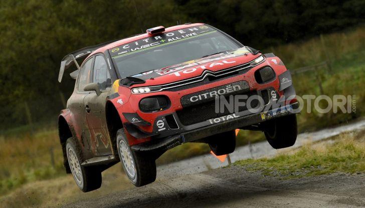 WRC: Citroen Racing lascia il Mondiale Rally con effetto immediato - Foto 3 di 7
