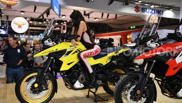 [VIDEO] Suzuki presenta a EICMA la nuova V-STROM 1050 - Foto 5 di 18