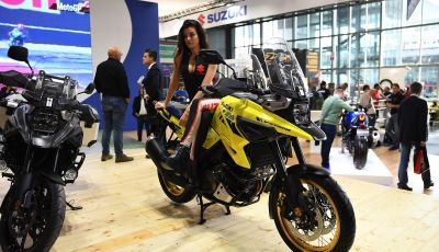 [VIDEO] Suzuki presenta a EICMA la nuova V-STROM 1050