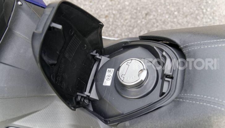 """Prova SYM Maxsym TL 500, il maxi bicilindrico """"non estremo"""" che mancava - Foto 4 di 28"""