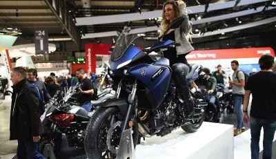 [VIDEO] Yamaha: Tracer 700 e TMAX si prendono la ribalta a EICMA 2019