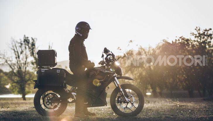 SR/F 2020 e DSR Black Forest Edition: la proposta di Zero Motorcycles a EICMA 2019 - Foto 6 di 12
