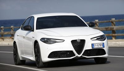 [VIDEO] Alfa Romeo Giulia MY2020 prova su strada, motori e prezzi: la rivoluzione parte dall'interno