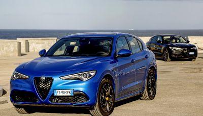 [VIDEO] Alfa Romeo Stelvio MY2020 prova su strada, prezzi e motori