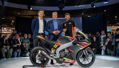 Aprilia RS 250 SP: la protagonista del prossimo Campionato Italiano FMI Aprilia Sport Production