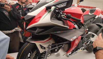 A EICMA arriva la Tesi H2, la prima moto di Bimota nell'era Kawasaki