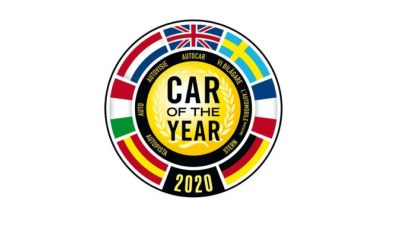 Car of the Year 2020: l'elenco delle sette finaliste