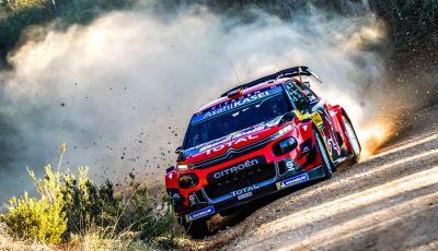 WRC: Citroen Racing lascia il Mondiale Rally con effetto immediato
