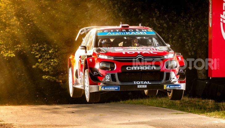 WRC: Citroen Racing lascia il Mondiale Rally con effetto immediato - Foto 2 di 7