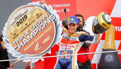MotoGP 2019, GP di Valencia: le pagelle dell'ultimo round stagionale