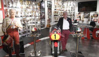 Giacomo Agostini: un museo per celebrare il mito