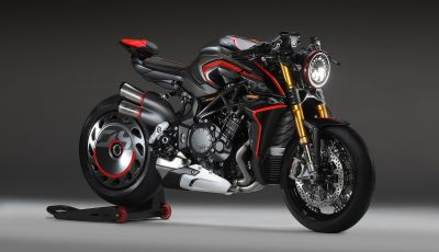 MV Agusta Rush 1000: Super Naked italiana da 208CV