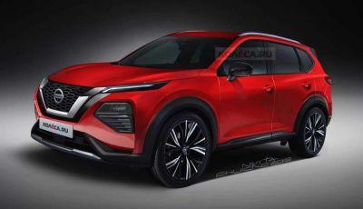 Nissan X-Trail: una versione tutta nuova in arrivo nel 2020
