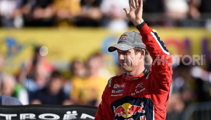WRC: Citroen Racing lascia il Mondiale Rally con effetto immediato - Foto 7 di 7