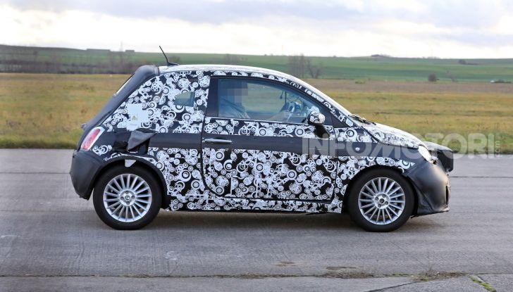 Fiat 500 elettrica, test drive e dati tecnici - Foto 16 di 28