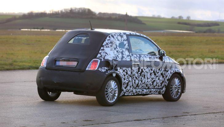 Fiat 500 elettrica, test drive e dati tecnici - Foto 2 di 28