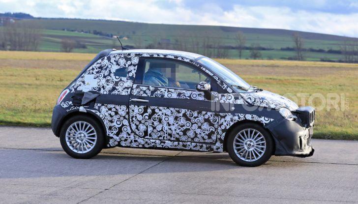 Fiat 500 elettrica, test drive e dati tecnici - Foto 23 di 28