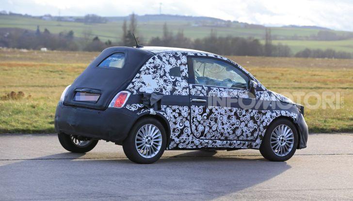 Fiat 500 elettrica, test drive e dati tecnici - Foto 25 di 28