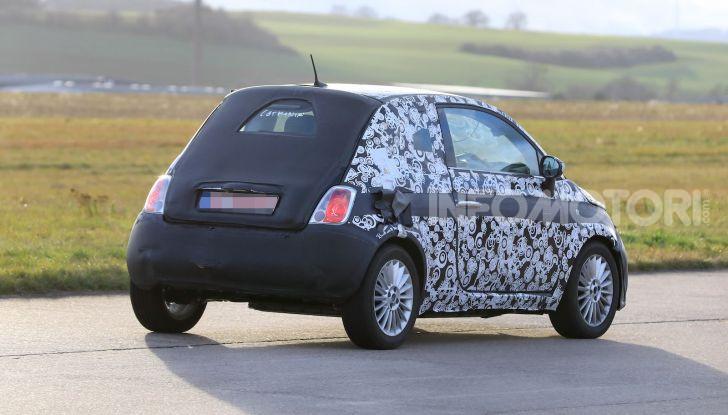 Fiat 500 elettrica, test drive e dati tecnici - Foto 26 di 28