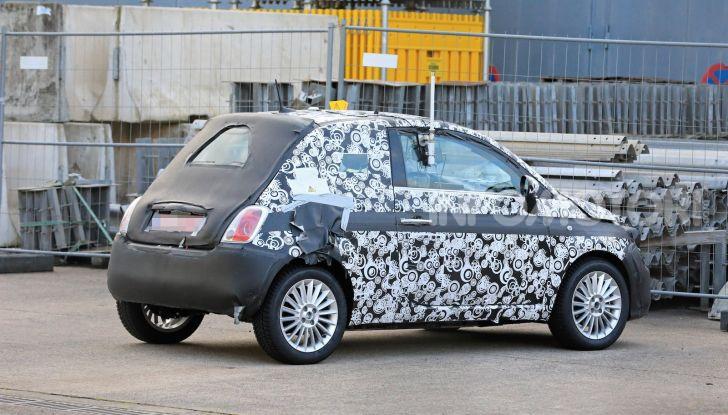 Fiat 500 elettrica, test drive e dati tecnici - Foto 18 di 28