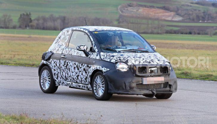 Fiat 500 elettrica, test drive e dati tecnici - Foto 12 di 28