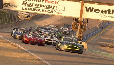 Gran Turismo Sport: 7 nuove auto e Laguna Seca