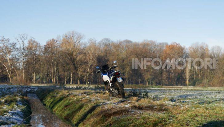 Prova Honda Africa Twin 1100 DCT Adventure Sports 2020: caratteristiche e prezzo - Foto 53 di 63