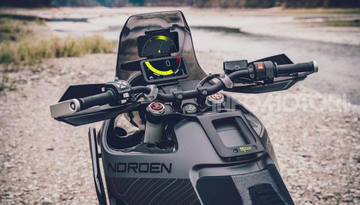 Husqvarna Norden 901: le immagini della versione definitiva - Foto 3 di 7