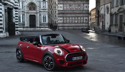 [VIDEO] Prova MINI John Cooper Works: piccola cabrio da 231CV!