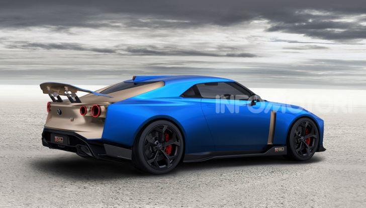 Nissan GT-R50: a fine 2020 iniziano le consegne - Foto 2 di 6