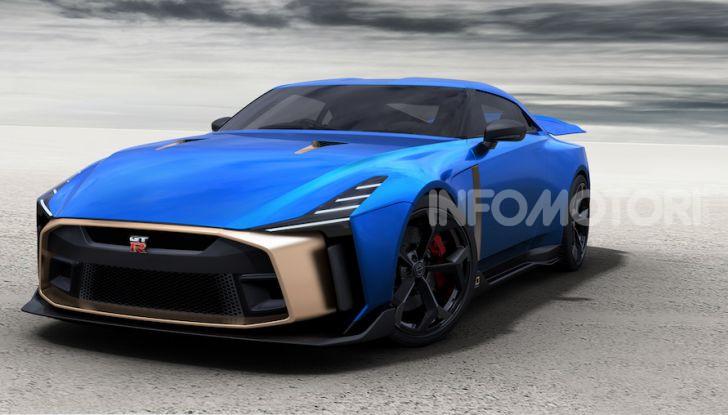 Nissan GT-R50: a fine 2020 iniziano le consegne - Foto 4 di 6