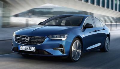 Opel Insignia: più tecnologica dopo il restyling