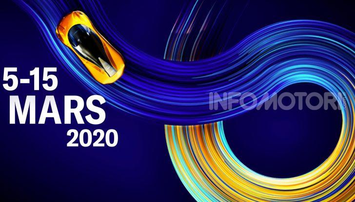 Salone di Ginevra 2020