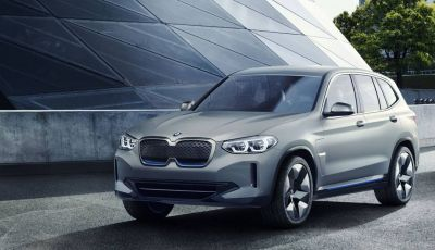 BMW iX3: ecco i primi dettagli sul nuovo SAV elettrico della casa tedesca