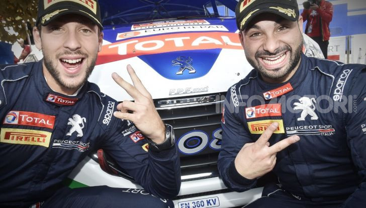 Peugeot Campionato Italiano Rally