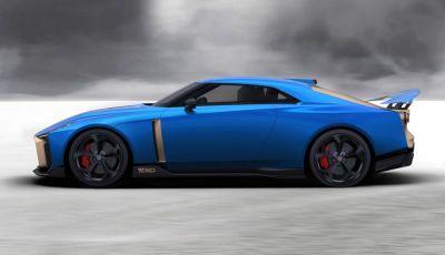 Nissan GT-R50: a fine 2020 iniziano le consegne