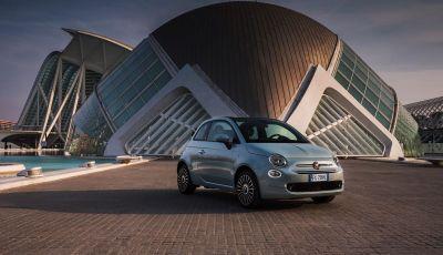 Fiat 500 Hybrid: l'ibrida debutta il 10 gennaio a 10.900 euro