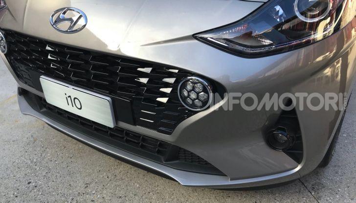 [VIDEO] Nuova Hyundai i10 2020: la compatta coreana che pensa in grande - Foto 12 di 15
